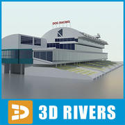 Tribuna di 3DRivers 3d model