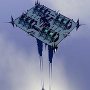 Gökyüzü Platformu 3d model