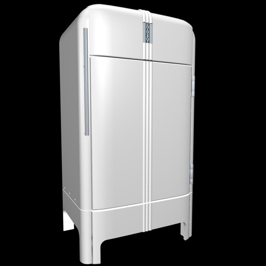 Coldspot Refrigerator 1935 By Raymond Loewy For Sears 3d