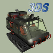 Sci Fi Lost in Space Chariot 3d model