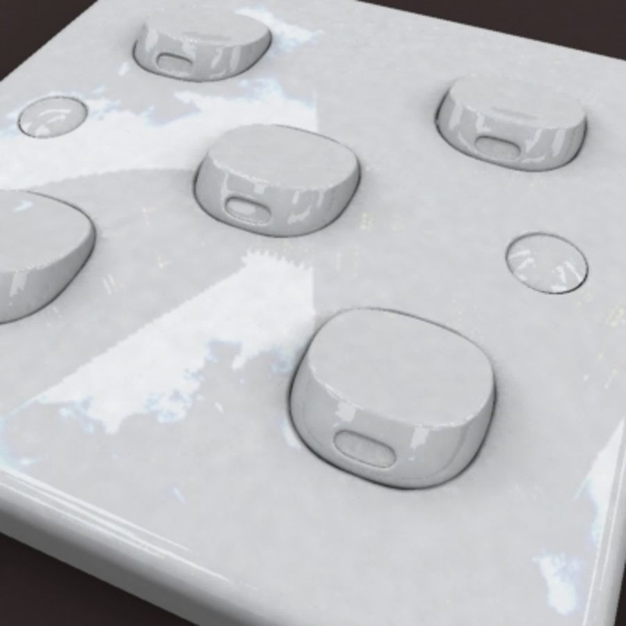 switch 5b royalty-free 3d model - Preview no. 1