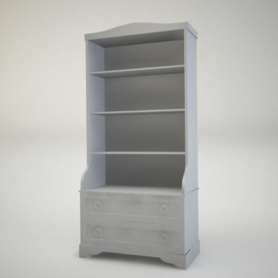 closet2.max royalty-free 3d model - Preview no. 1