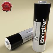 Batería energizante modelo 3d