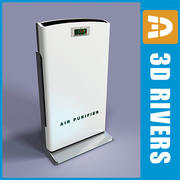 Purificador de aire por 3DRivers modelo 3d