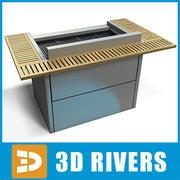 Grill 01 de 3DRivers modelo 3d