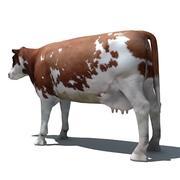 3D_cow_default.zip 3d model