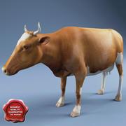3d model of Cow 3d model