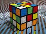 Rubic kubus. Max 3d model