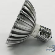 LED Lamp v1 3d model