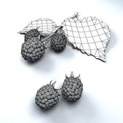 3DRivers的黑莓手机 3d model