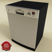 Dishwasher Bosch 3d model