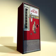 Soda Machine 01 3d model