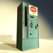 Soda Machine 04 3d model