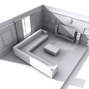 interior_003 3d model