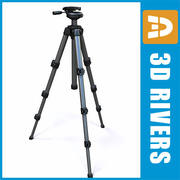 Tripod by 3DRivers 3d model