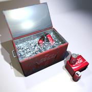 Ice Chest 01 3d model