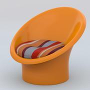 Skopa Chair 3d model