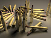 bullets.zip 3d model