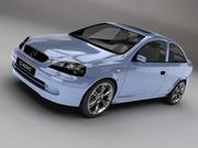 Astra classic max 3d model
