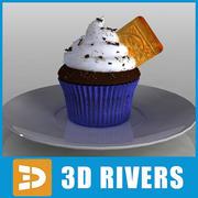 Cake 16 di 3DRivers 3d model