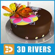 Cake 10 di 3DRivers 3d model