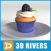 Cake 08 di 3DRivers 3d model
