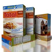Cereal Total 3 modelo 3d