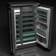 冰箱2 3d model
