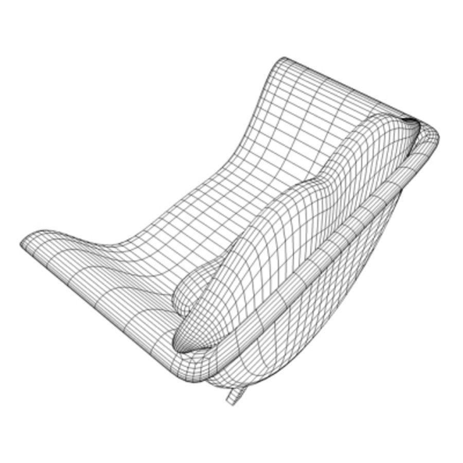 Assento de amor royalty-free 3d model - Preview no. 5