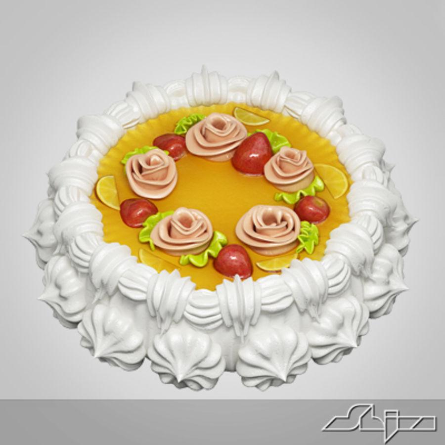 Cake 3d Model 46 Obj X 3ds Free3d