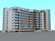 住宅2 3d model