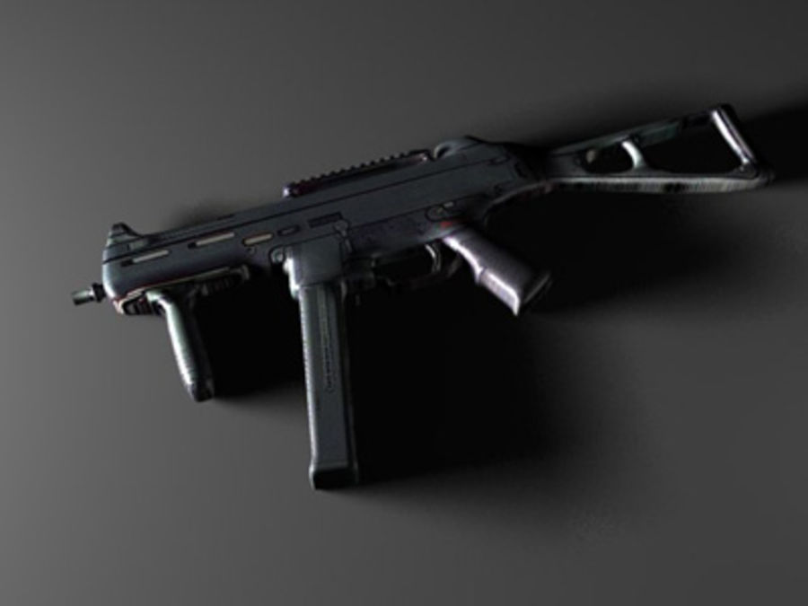 weapons pack royalty-free 3d model - Preview no. 17