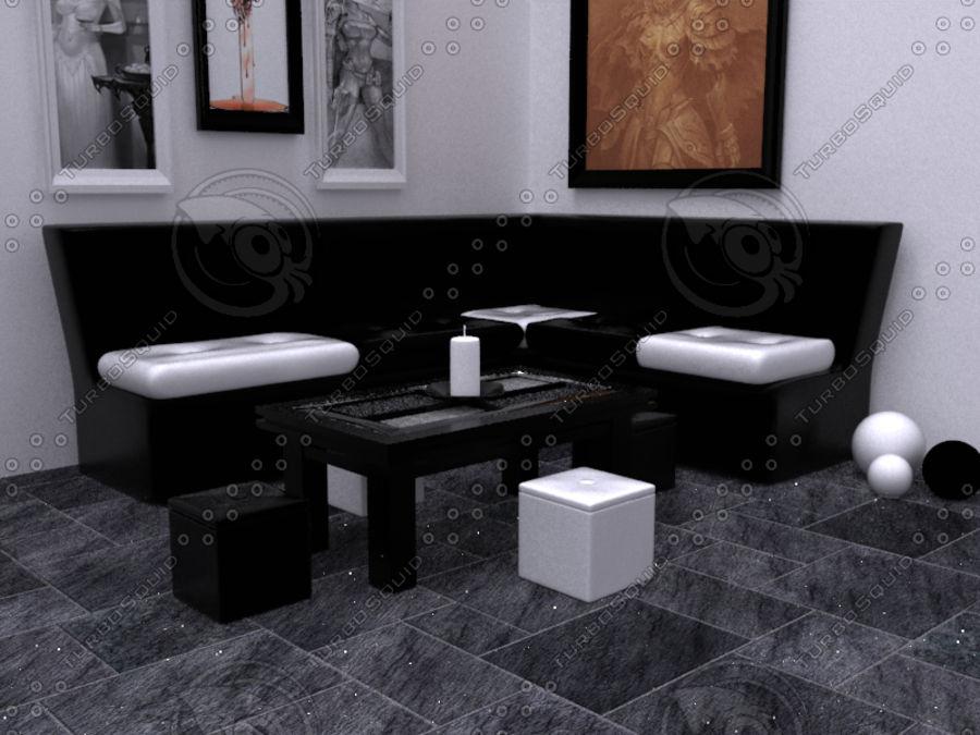 Mobilya Koleksiyonu royalty-free 3d model - Preview no. 1