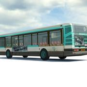 bus.zip 3d model