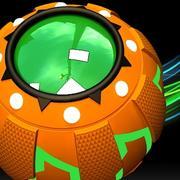 Pumpkin bomb by dddfantast 3d model