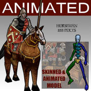horseman.rar 3d model