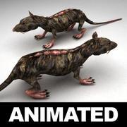 Råtta 3d model