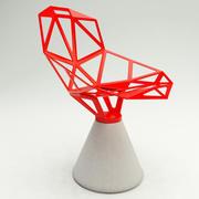 Ein Stuhl 3d model