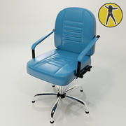 Cadeira 11 3d model