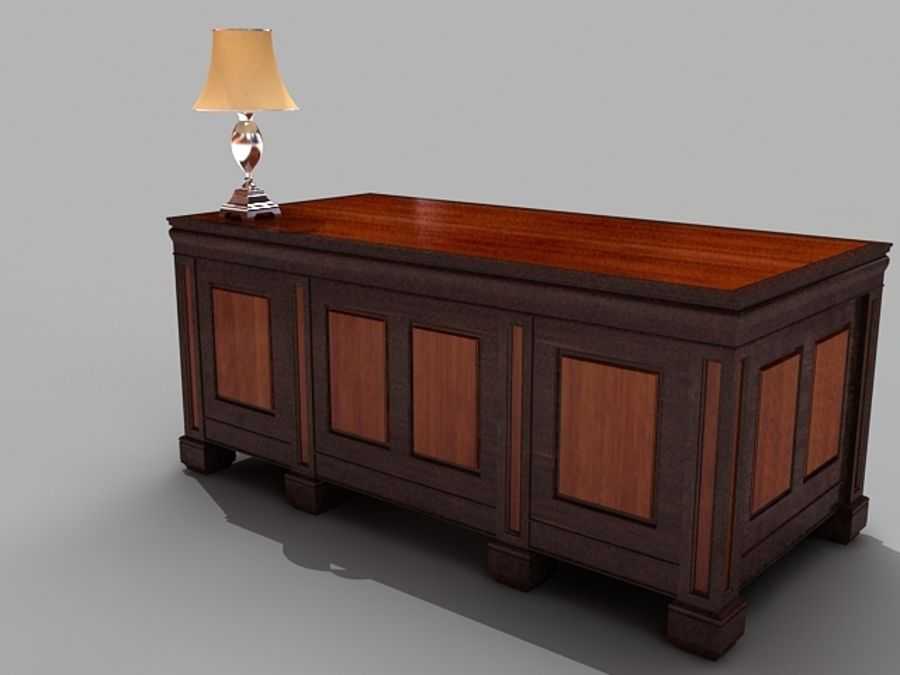 table.zip royalty-free 3d model - Preview no. 3