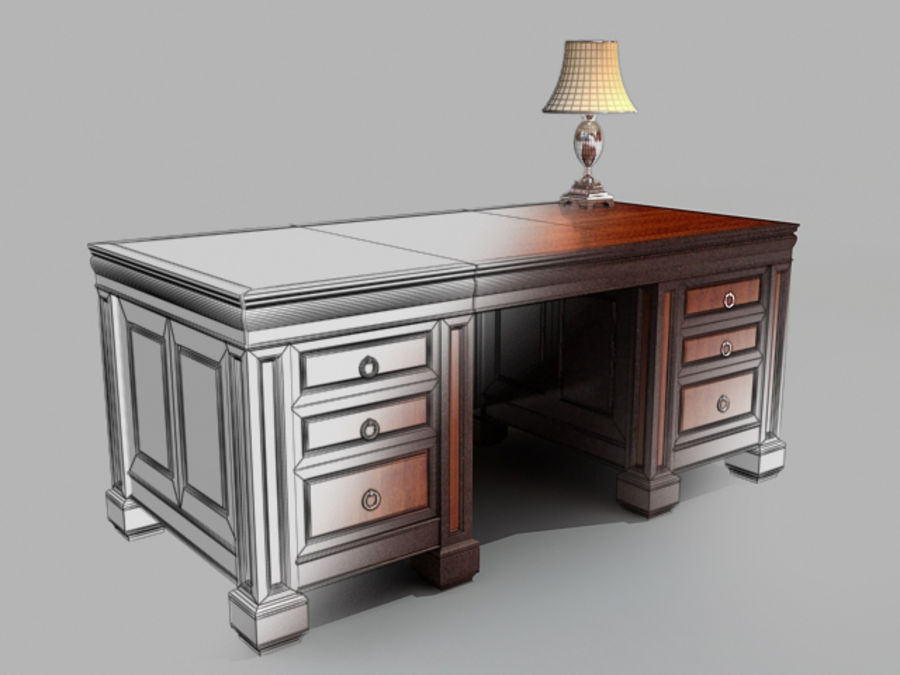 table.zip royalty-free 3d model - Preview no. 1