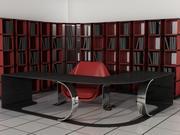 Office set 1 3d model