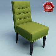 Chair classic 3d model