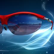 Okulary przeciwsłoneczne dddfantast 3d model