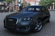 차 3d model