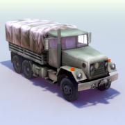 M35A2 Truck 3d model