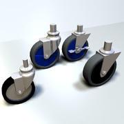 Ruote del Governo 01 3d model