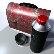 Work Lunchbox 01 3d model