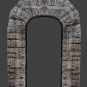 Medieval Arch 3d model