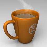 Tazza di caffè 3d model